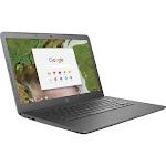 HP Chromebook 14 G5 14 Touchscreen LCD Chromebook - Intel Celeron N3350 Dual-core (2 Core) 1.10 GHz - 8 GB LPDDR4 - 32 GB Flash Memory - Chrome OS -
