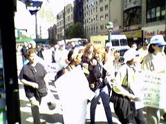 UFT Protest