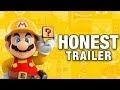 Honest Trailer For Mario Maker - Video