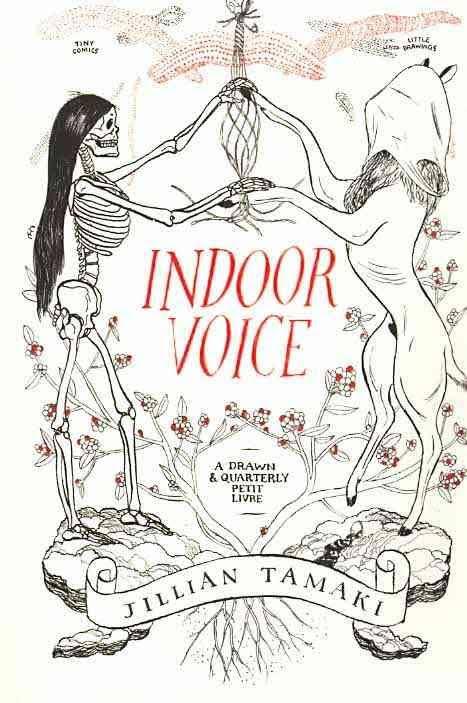 Resultado de imagem para jillian tamaki indoor voice