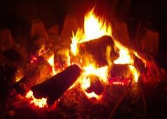 Yule Fire