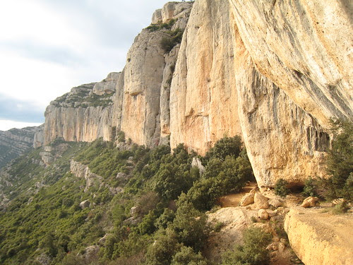 Montsant cliffs
