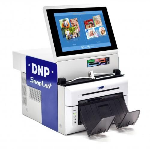 Dnp Snaplab Dp Sl620 Kiosk