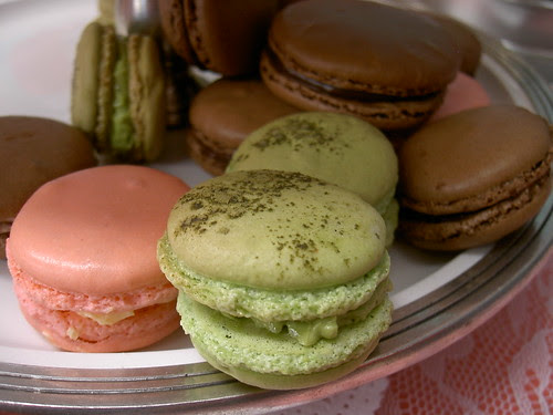Paul's amazing macaroons