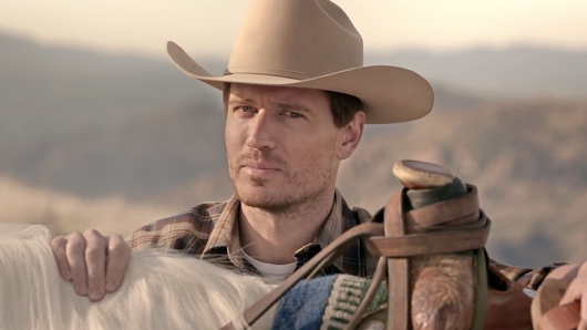 Ad of the Day: Sauza Tequila Lassos Another Hunk, and This Time He's a Cowboy