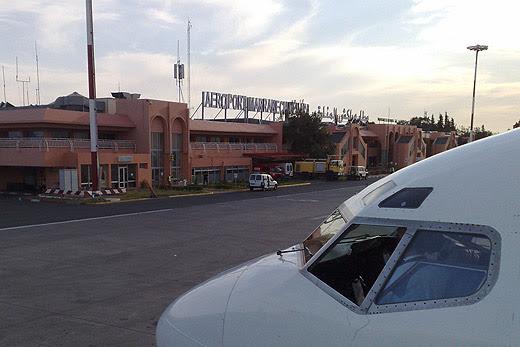 Ryanair at Marrakech