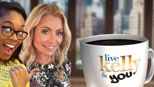 Credit Union Spokester Could Win Co-Host Spot With Kelly Ripa