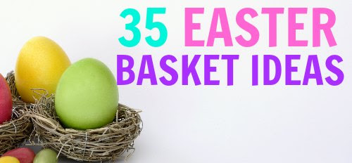 35 Non-Candy Easter Basket Ideas For Kids