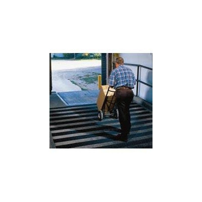 assists in preventing costly slip and fall accidents and helps