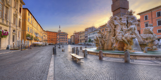 The Best Piazzas in Rome