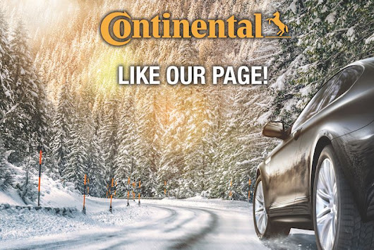 Continental Tire Canada Contest: Win a set of tires valued at $1800