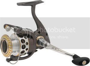 BC Fishing Blog: Pflueger Supreme XT Spinning Reel