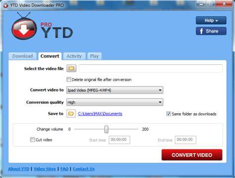 youtube downloader ytd pro crack