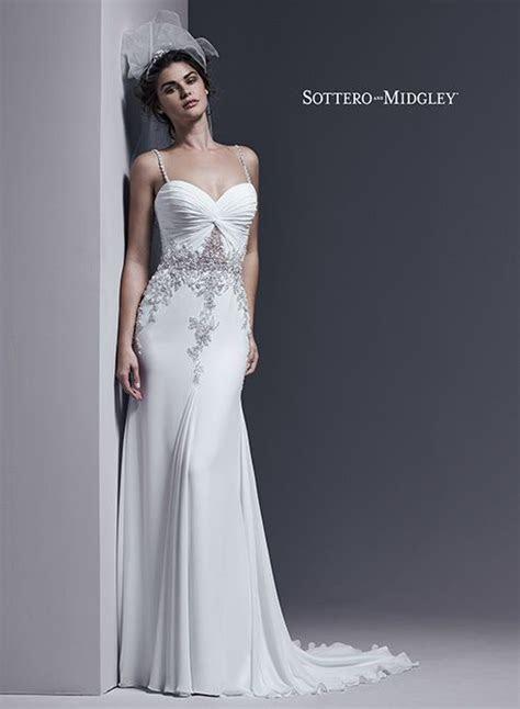 Maggie Sottero Wedding Dresses   Paris, Swarovski crystals