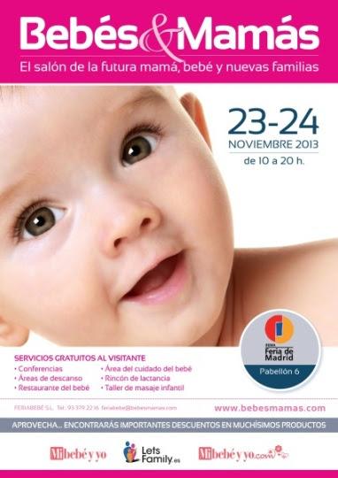 Cartel Bebés&Mamás