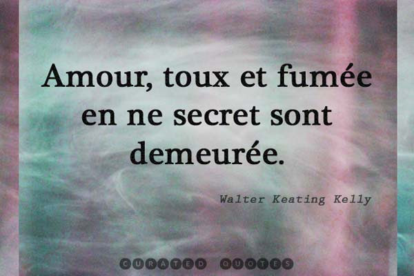 Popular French Love Quotes Happy Love Quotes