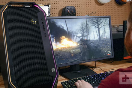 Nvidia GeForce RTX GPUs are coming to Alienware and Predator gaming desktops - AIVAnet