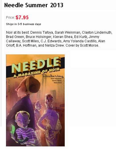 NEEDLE 2013 is LIVE