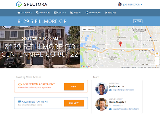 No more logins for clients and agents – The Official Spectora Blog