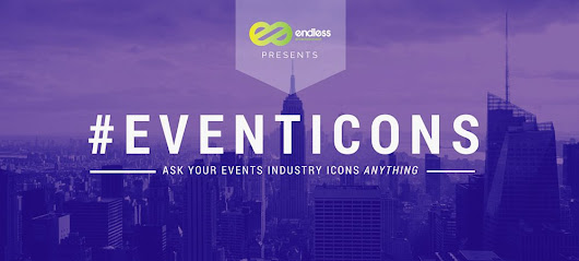 #EventIcons - Watch Every Wednesday at 5pm EST