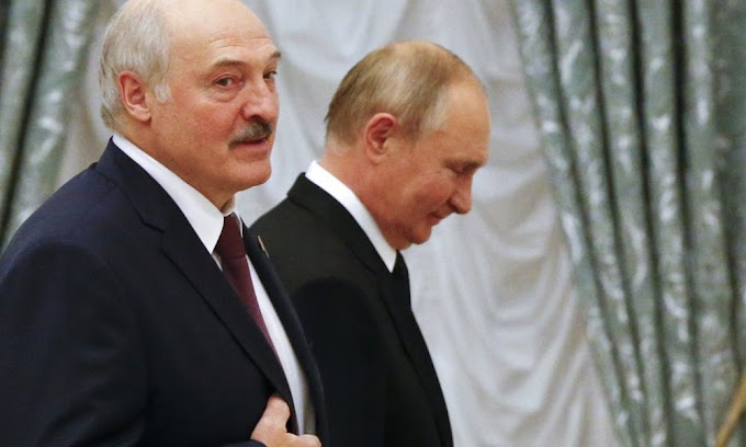 Россия и Беларусь: сольёмся в экстазе?