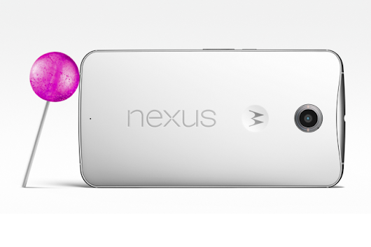 The Nexus 6 Is Official, And It's Running Android Lollipop, Available For Pre-Order October 29th