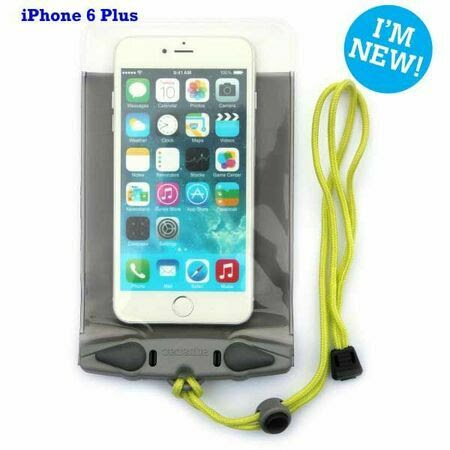 Aquapac Waterproof Electronics Phone Case - iPhone 6 Plus only £21.95
