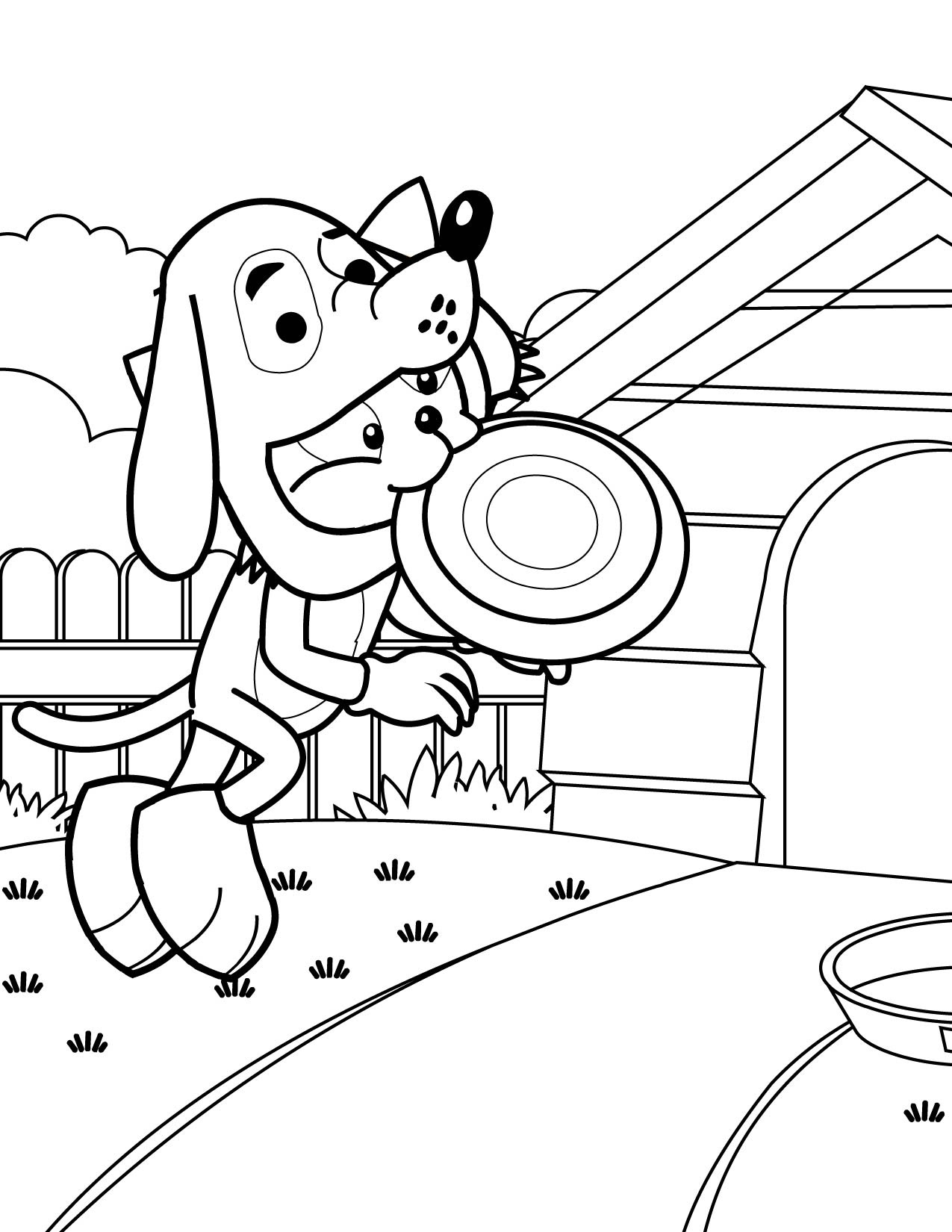 Handipoints Coloring Pages - PrimaryGames.com