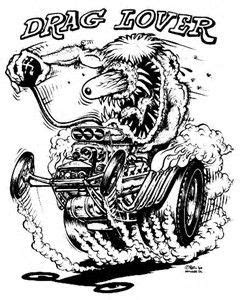 9 best Ed Big Daddy Roth Coloring Pages images on