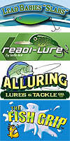 Win free fishing lures and fishing tackle from Oklahoma Fishing Guides