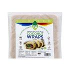 Nuco Coconut Organic Wraps, Original - 5 pack