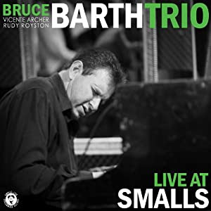 Bruce Barth Trio - Live At Smalls cover