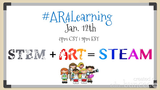 #AR4Learning - Jan. 5th 2017 (with images, tweets) · KatieAnn_76