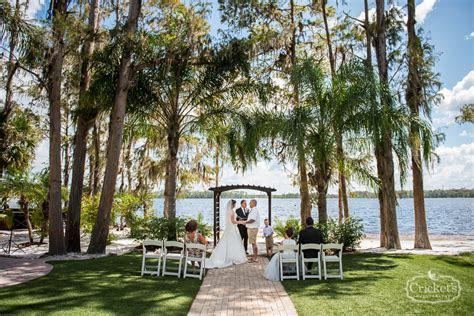 Emma and Scott's British destination Paradise Cove Orlando