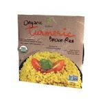 Healthee Brown Rice, Organic, Turmeric - 216 g