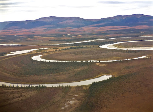 Kobuk Valley: A Monty Python of seasons