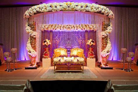 Wedding Inspiration: Indian Mandaps   Indian Wedding Decor