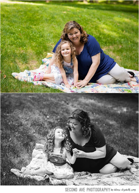 Extended Family Fun | Maryland Family Photographer