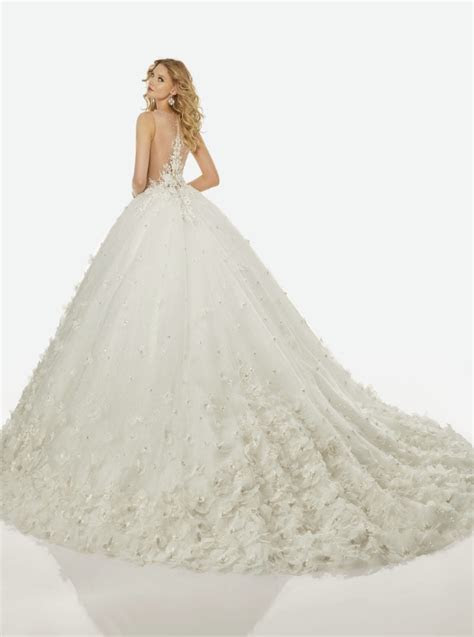 Wedding Dress Inspiration   Randy Fenoli   MODwedding