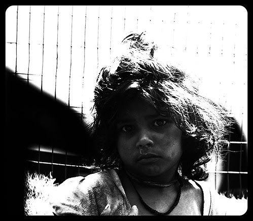 Sometimes In India Even God Cant Save The Girl Child .. by firoze shakir photographerno1
