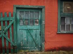 Green Door by 76003