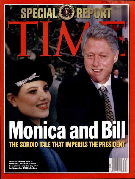 If Feminists Failed Monica in 1998, Did New York Feminists Fail Lis in 2014?