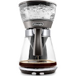 Delonghi 3-in-1 Specialty Pour Over Brewer - ICM17270