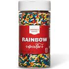 Market Pantry Rainbow Sprinkles - 9.3 oz bottle
