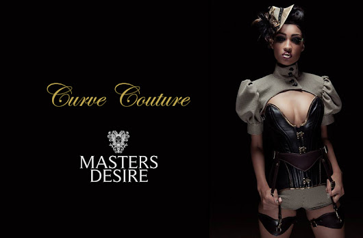 Curve Couture Photoshoot - Masters Desire