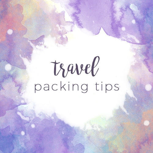10 Packing Tips from a Wierdo