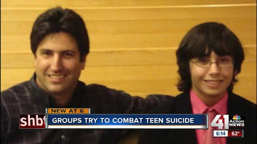 Group 'Speak Up' tries to combat teen suicide