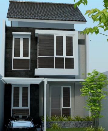 61+ Gambar Rumah 2 Lantai Dan Biaya HD Terbaru