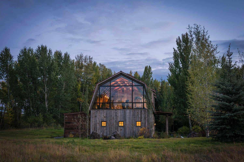 Barn Guest House Carney Logan Burke Architects 01 1 Kindesign