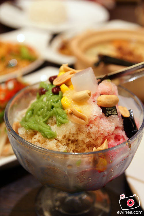 MADAM-LIM-SUNWAY-GIZA-Ice-kacang